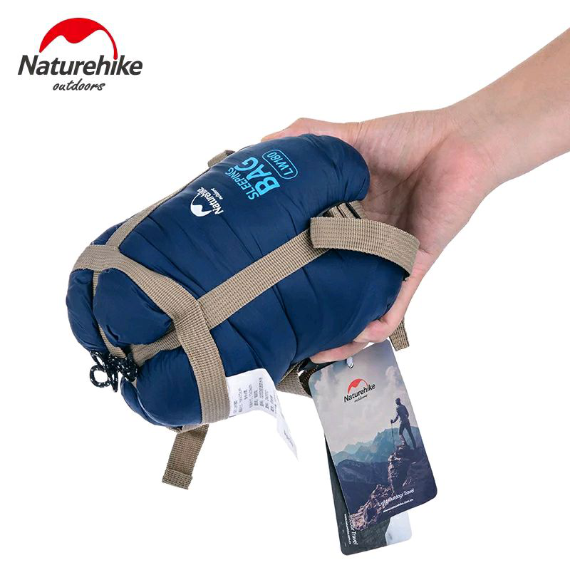 Облегченный туристический Спальный мешок спальник Naturhike