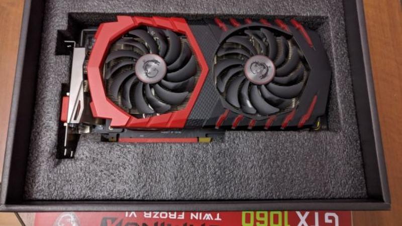 Видеокарта MSI GeForce GTX 1060 Gaming X 3GB GDDR5 - Фото 6