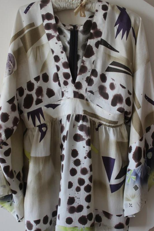 Dorothee vogel новая нарядная блузка туника швейцария prada es...