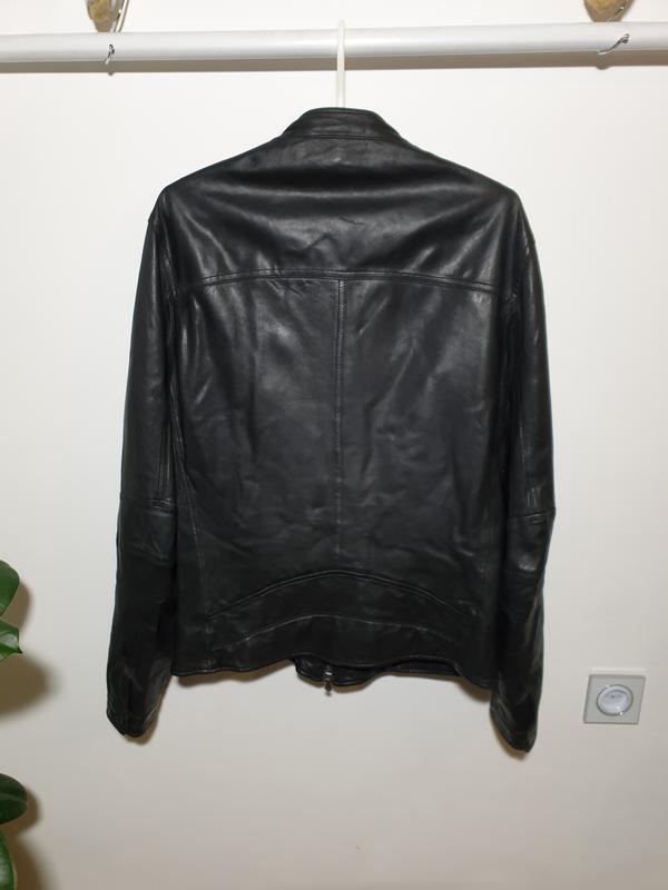 Кожаная куртка drome - Фото 4