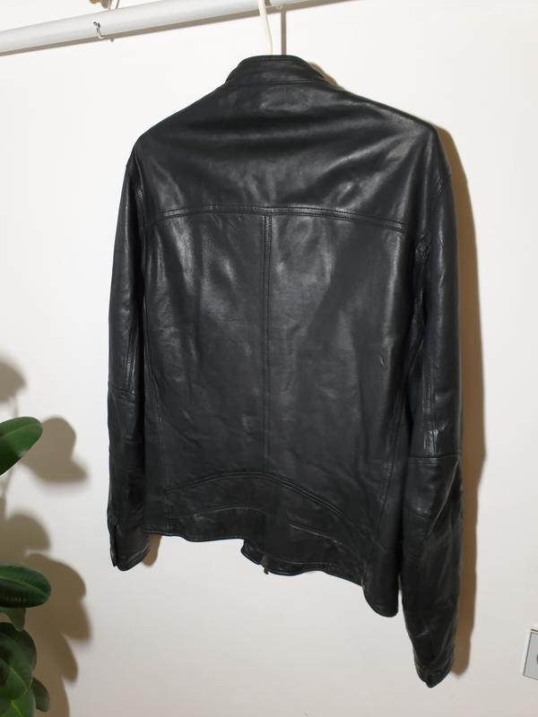 Кожаная куртка drome - Фото 5