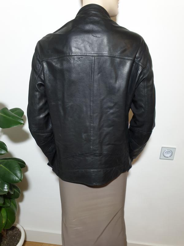 Кожаная куртка drome - Фото 6