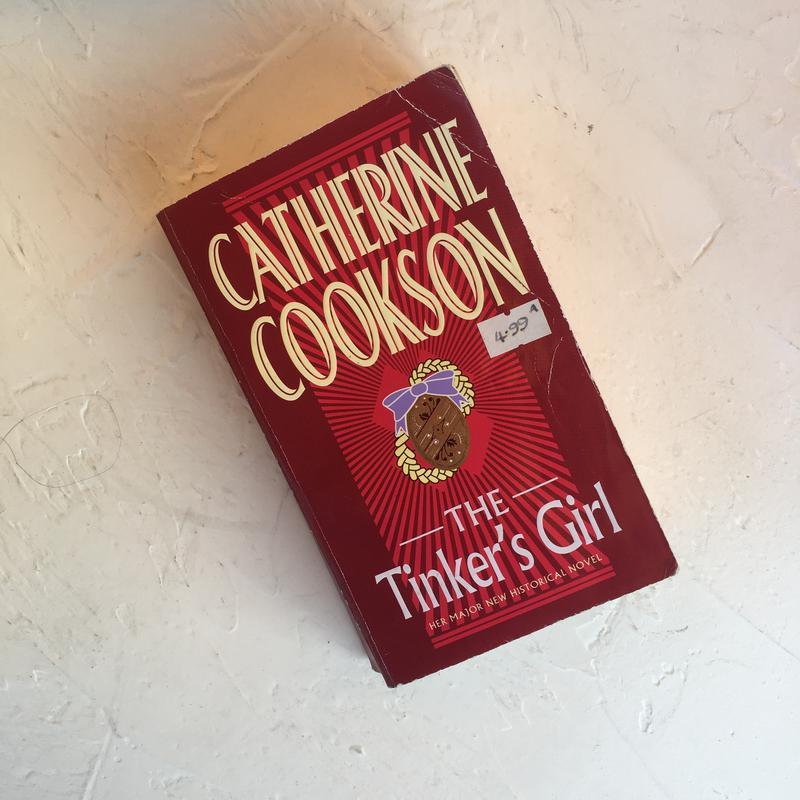 Книга на английском языке catherine cookson the tinker's girl