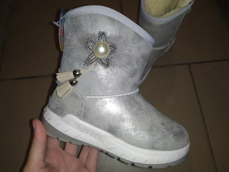 Зимние угги ботинки сапожки сапоги девочке зима