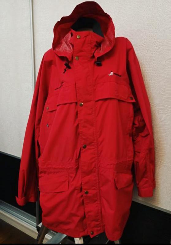 Мужская весенняя осенняя куртка ветровка дождевик clique