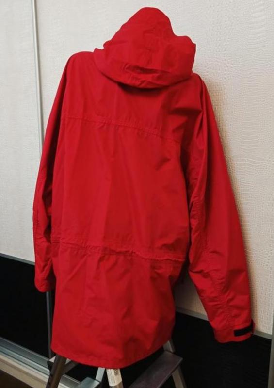 Мужская весенняя осенняя куртка ветровка дождевик clique - Фото 2