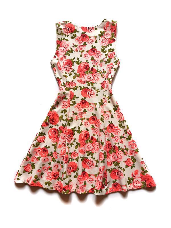 Трикотажное платье H&M, 152 см - Фото 2