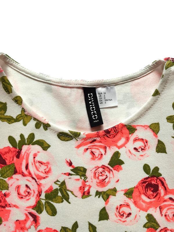 Трикотажное платье H&M, 152 см - Фото 4