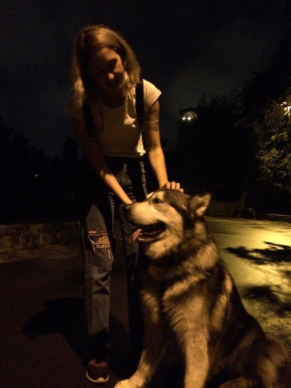 Погуляю с Вашей собакой на Русановке