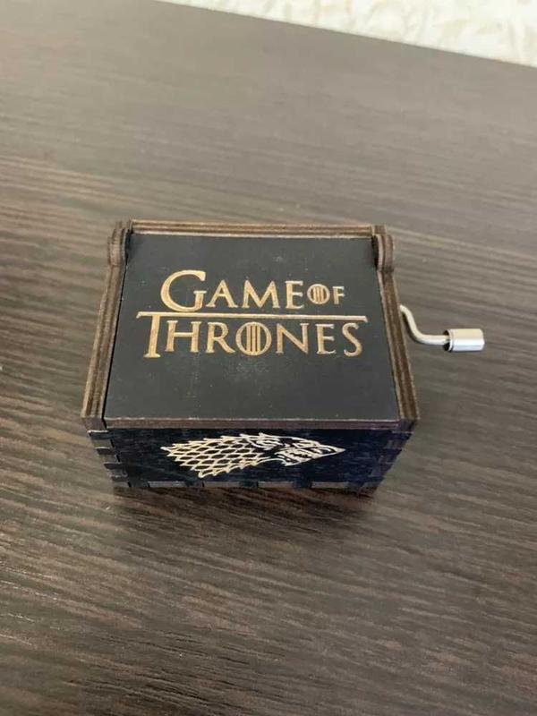 Музична скринька Гра престолів