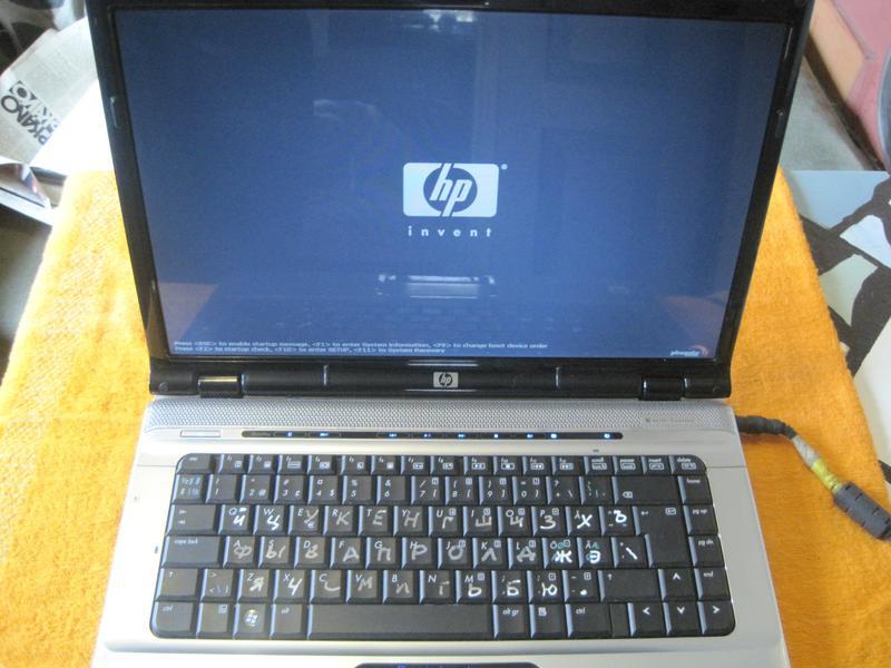 Ноутбук HP DV 6000