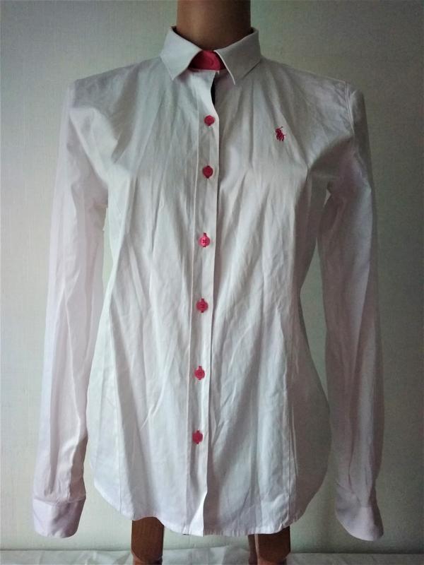 Ralph lauren polo оригинальная рубашка m