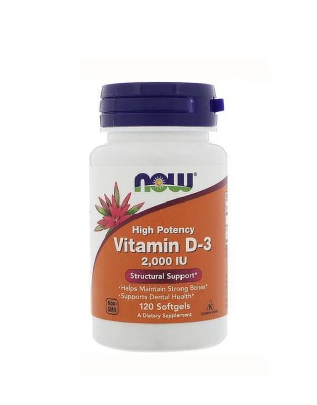 Vitamin d3 Now Foods, витамин д3, вітамін д3