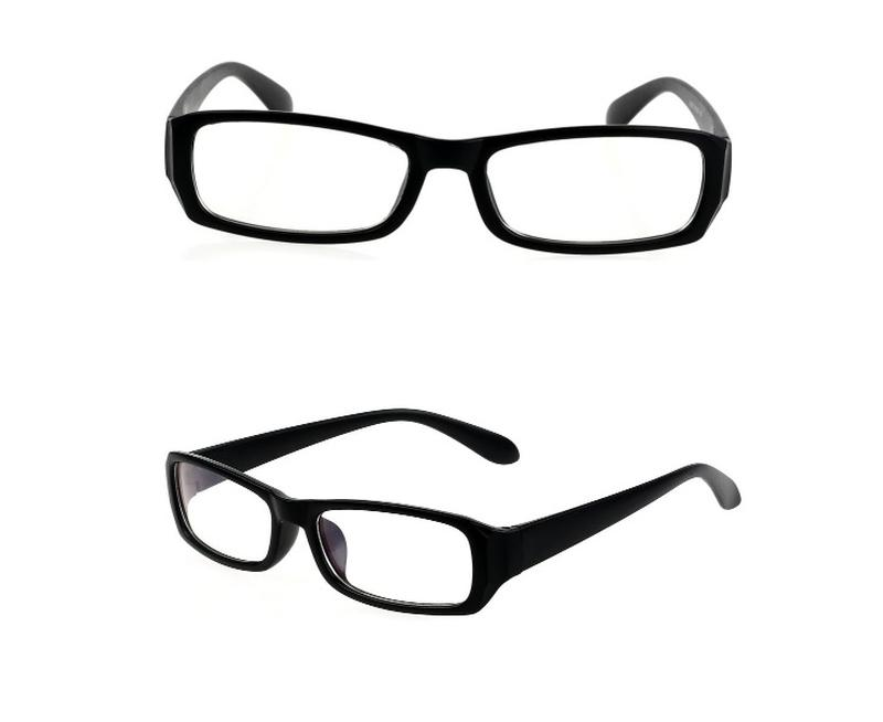 Компьютерные черные матовые очки, защитные очки для компьютера дл