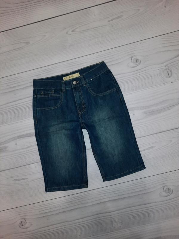 Шорты, бриджи джинсовые