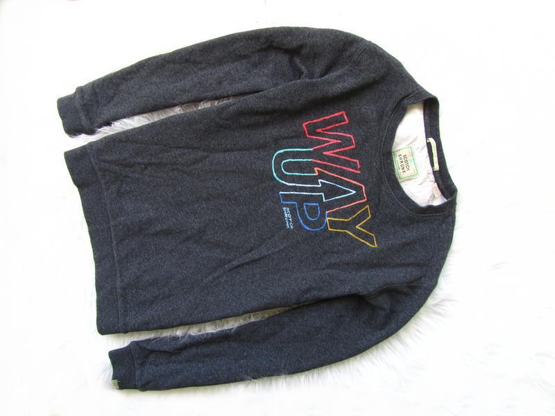 Кофта свитер свитшот джемпер scotch shrunk scotch&soda