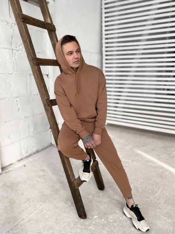 Мужской спортивный костюм мужская одежда