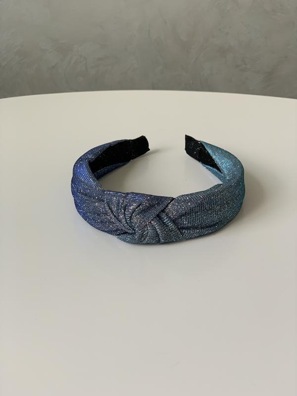 Стильный обруч ободок повязка на голову в стиле zara тренд в б...