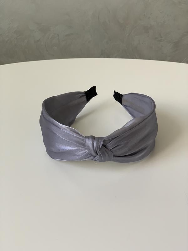 Стильный обруч ободок повязка на голову в стиле zara
