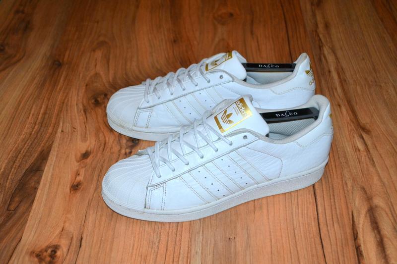 Продам кроссовки adidas superstar- 41 размер