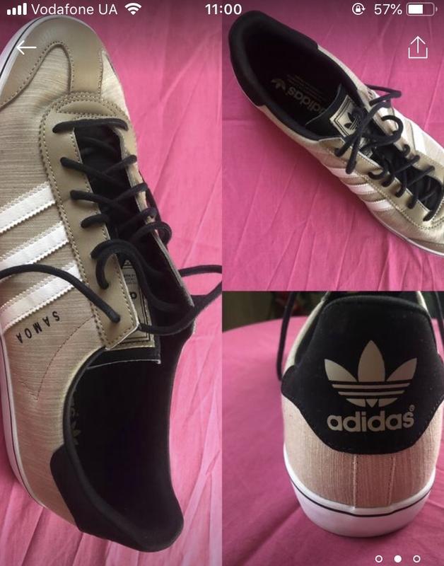 Оригінальні кросівки  Adidas - Фото 3