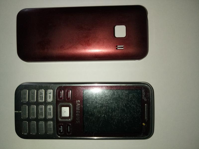 Телефон Samsung La Fleur кнопочный - Фото 2