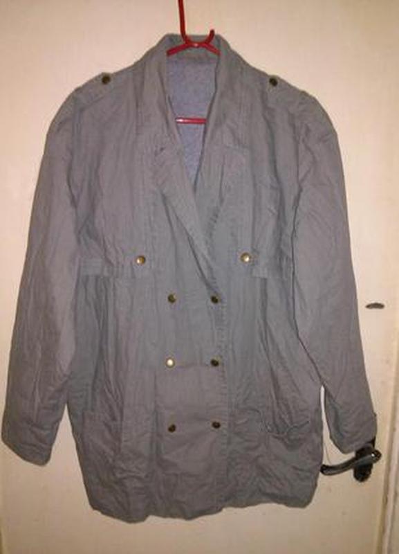 белый льняной пиджак ФРЕНЧ 14549p | Hockerty | 800x577