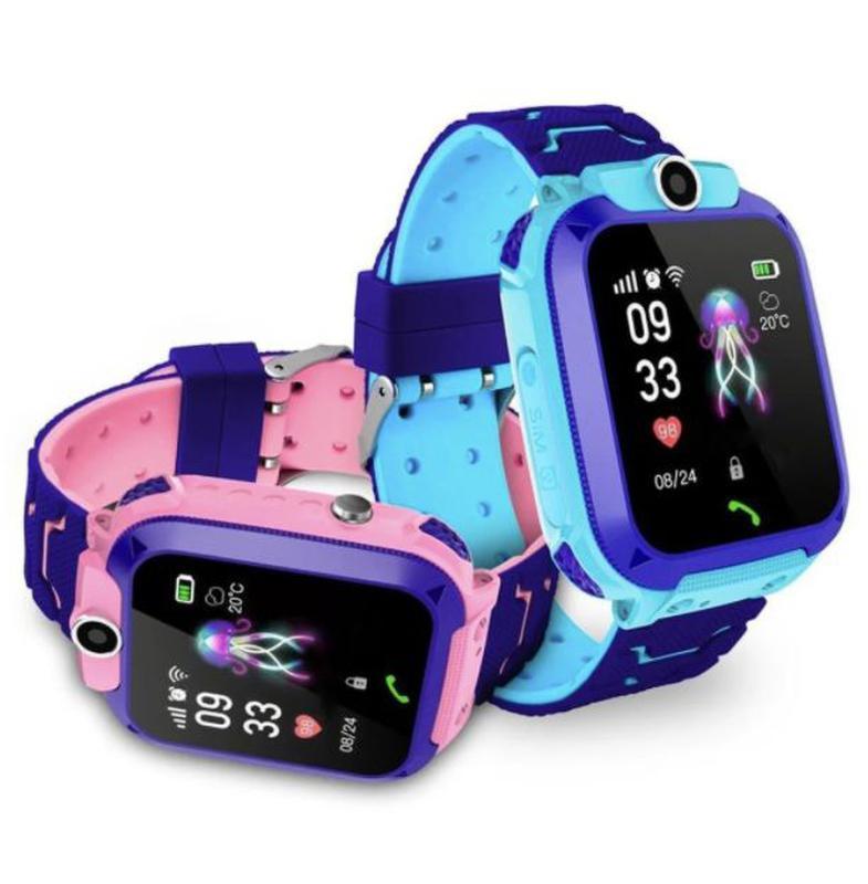 Дитячий смарт годинник, детские смарт часы Smart Baby watch Q12