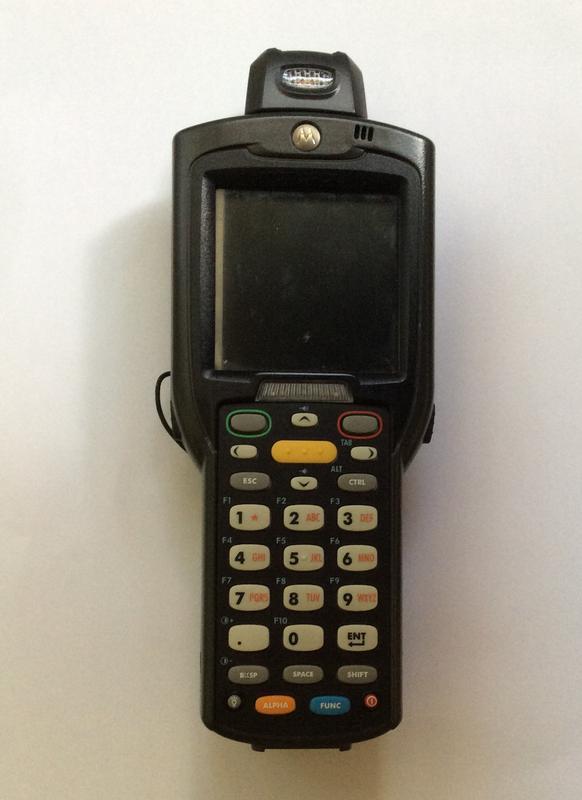 Терминал сбора данных Motorola Symbol MC 3090 + зарядный стенд