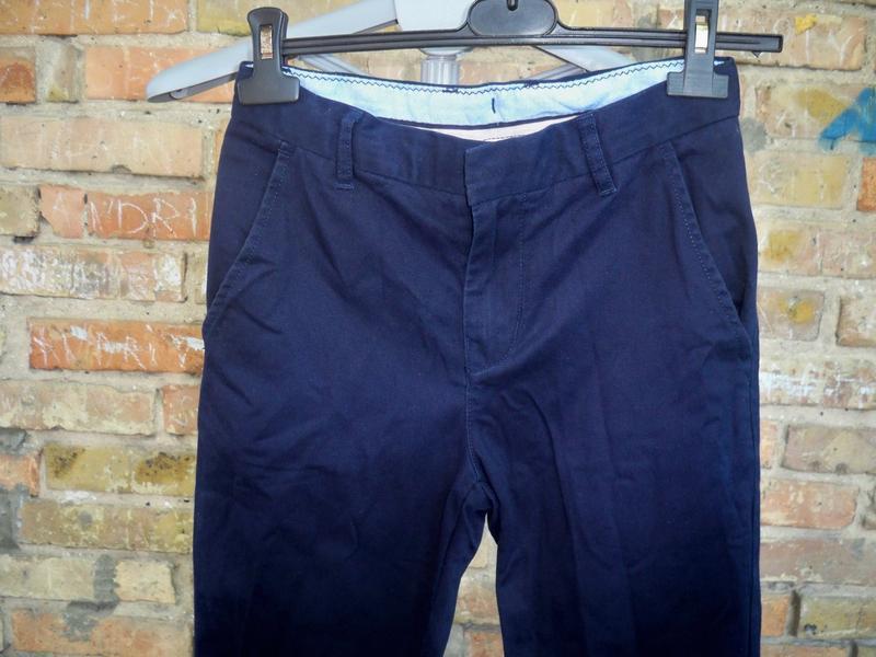 Фірмові базові брюки gap kids, 12, бангладеш. - Фото 2