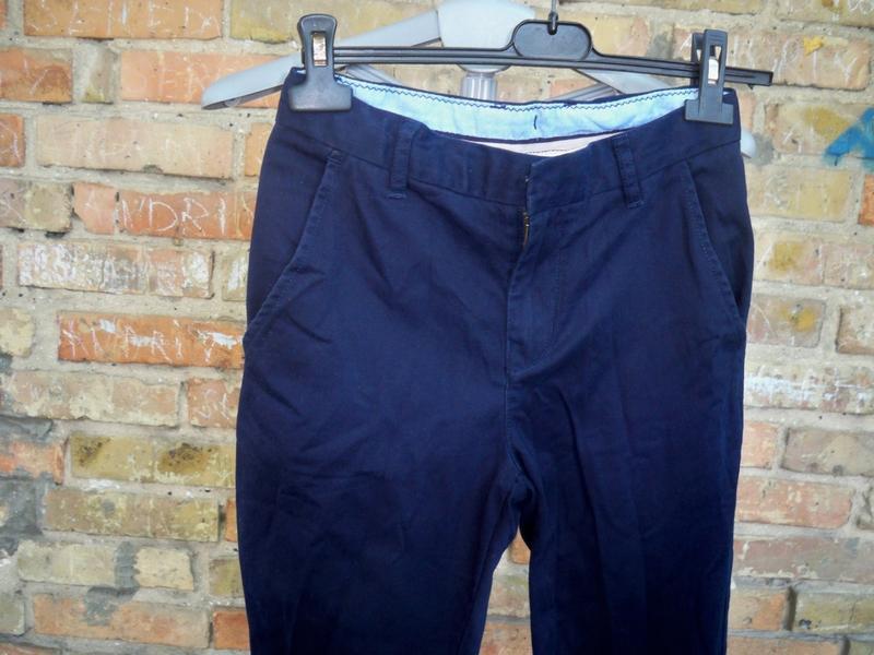Фірмові базові брюки gap kids, 12, бангладеш. - Фото 3