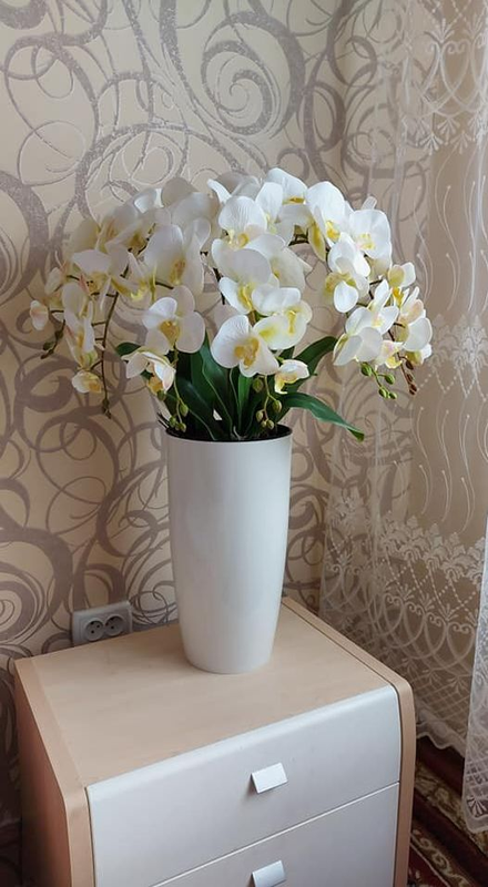 Латексні орхідеї - Фото 5
