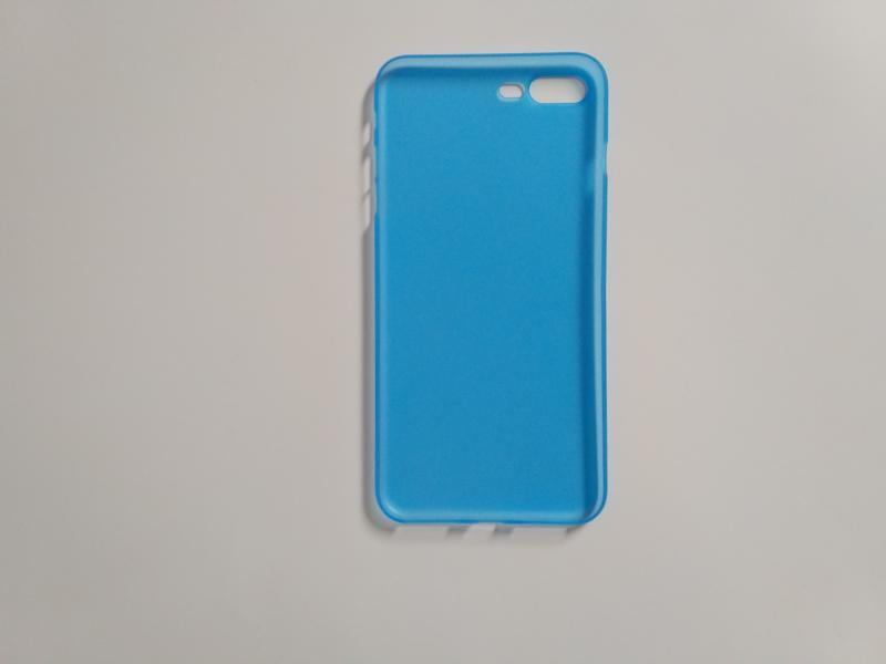 Чехол пластиковый на iphone 7, ультратонкий