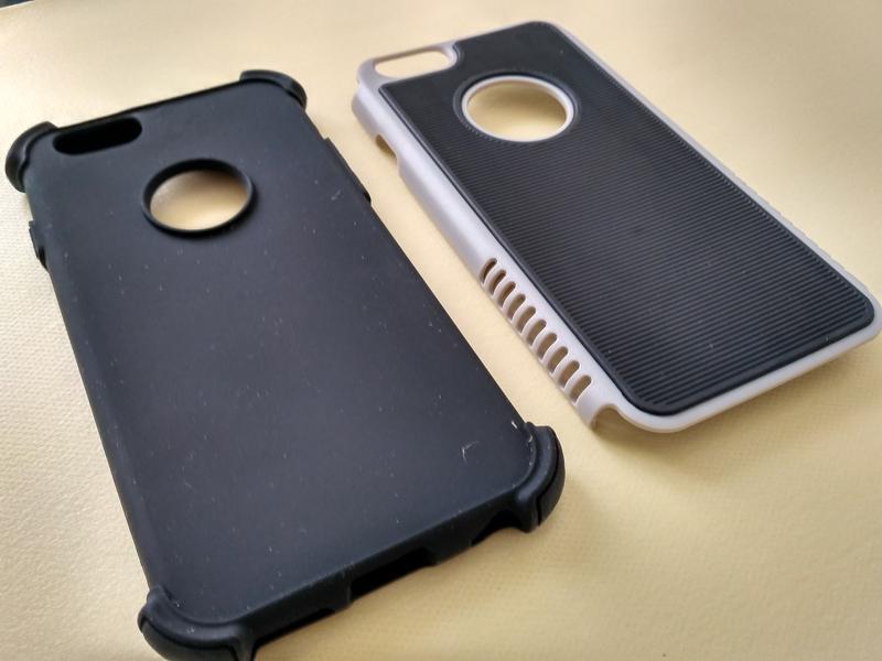 Чехол iPhone 6,6s защита телефона - Фото 6