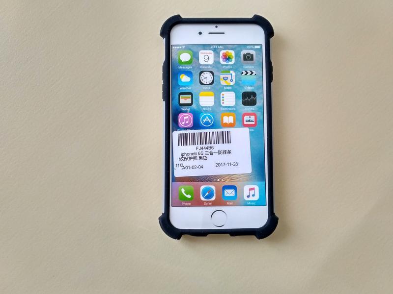 Чехол iPhone 6,6s защита телефона - Фото 7