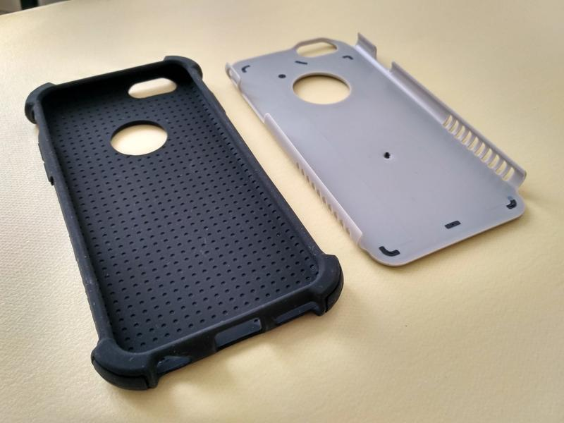 Чехол iPhone 6,6s защита телефона - Фото 8