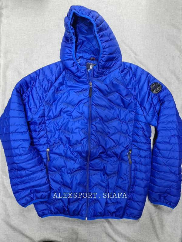 Куртка мужская демисезонная куртка весна осень большие размеры... - Фото 2