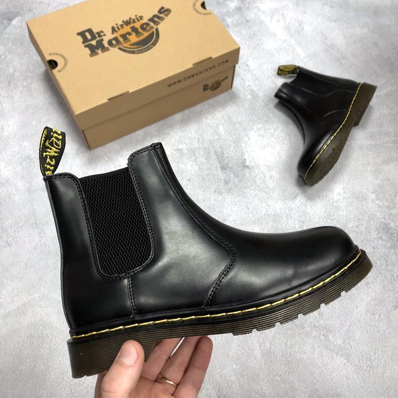 🧿dr. martens winter🧿 зимние женские ботинки /сапоги мартинс, к...