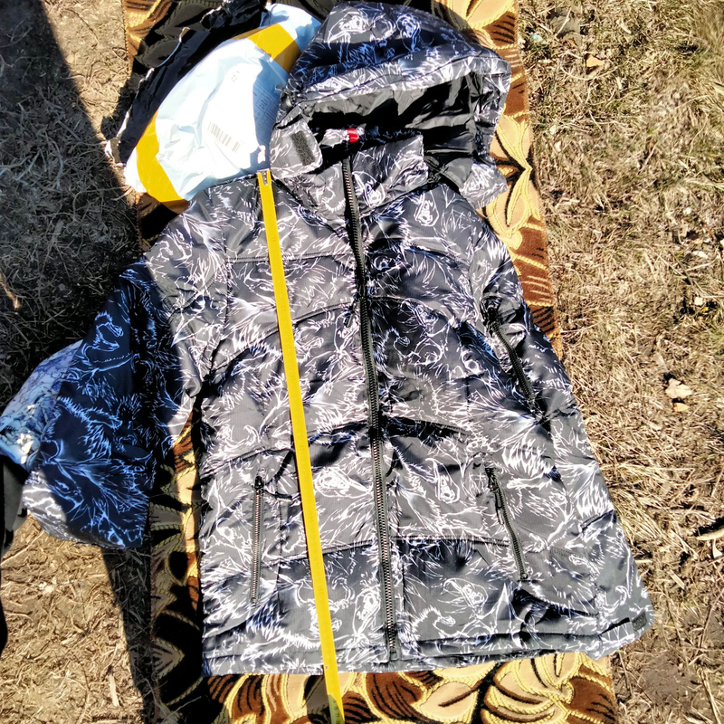 Куртка мужская Весна осень - Фото 15