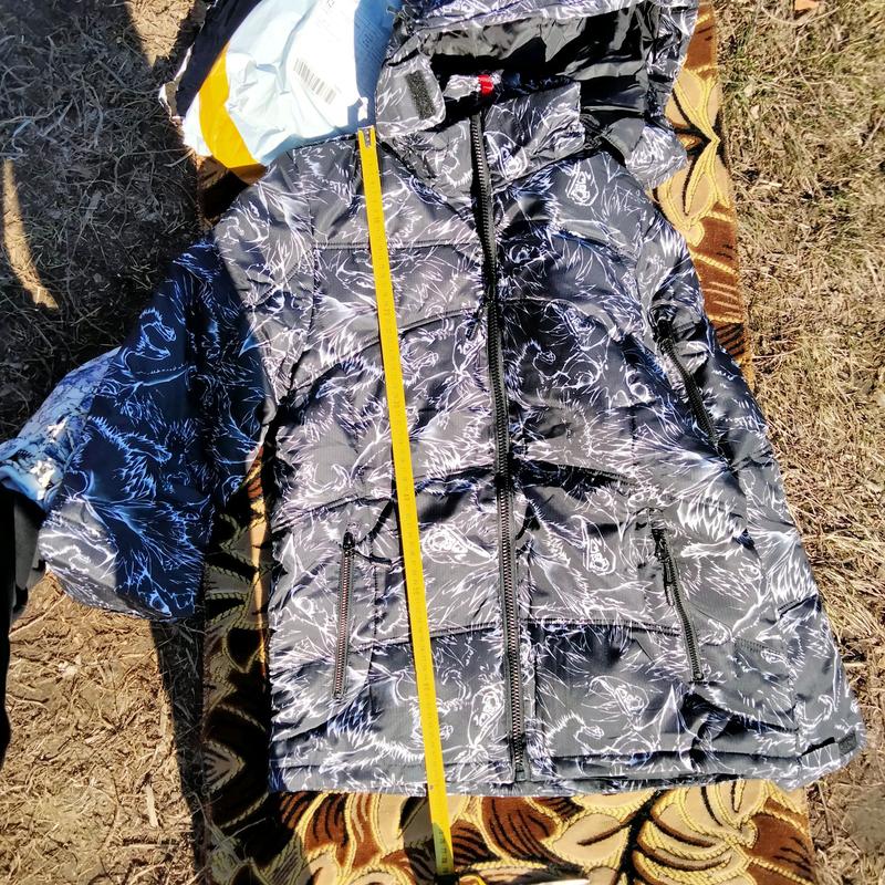 Куртка мужская Весна осень - Фото 16