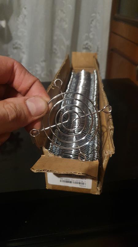 Защита на вентилятор  kls 50x50