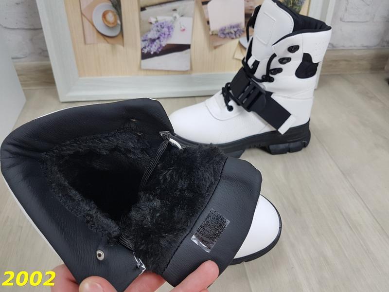 Ботинки зимние женские - Фото 2