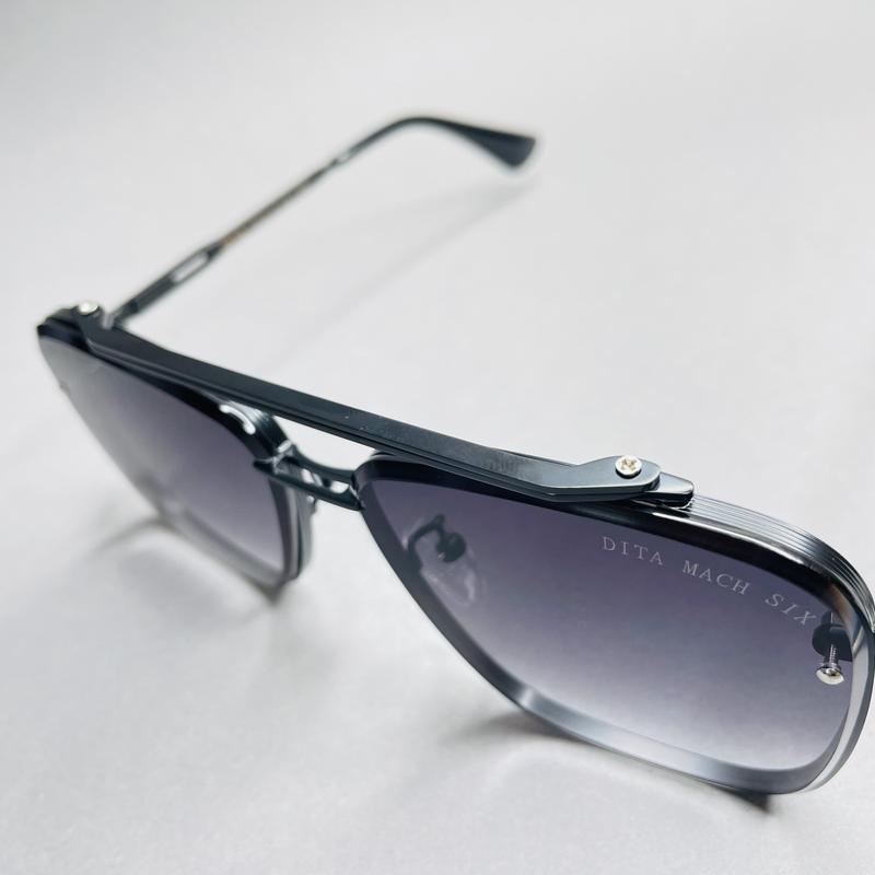 Солнцезащитные очки мужские dita - Фото 4