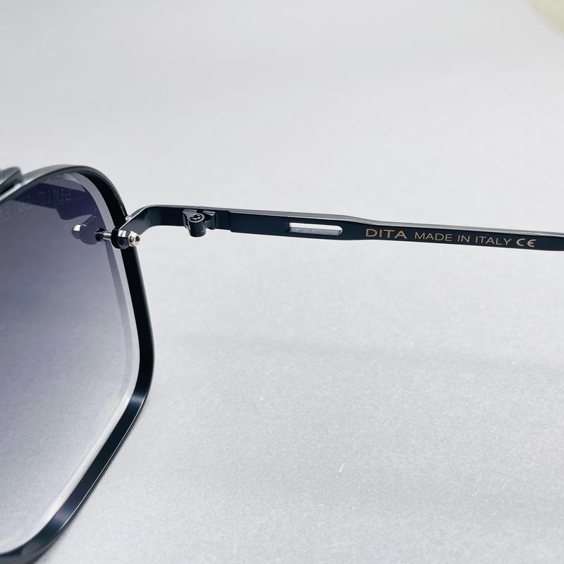 Солнцезащитные очки мужские dita - Фото 5