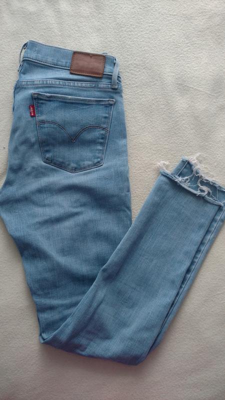 Завужені джинси super skinny