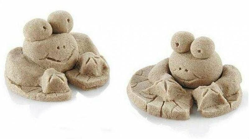 Кинетический песок для детей Squishy Sand NX - Фото 5