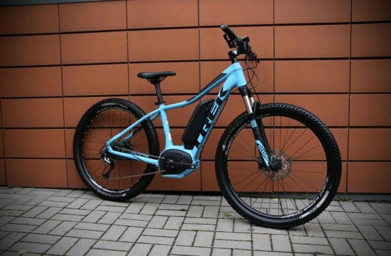 Электровелосипед Trek Powerfly 5