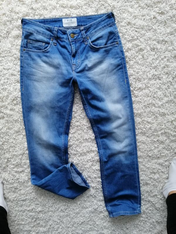 Брендовые женские джинсы mustang 29/30 в прекрасном состоянии