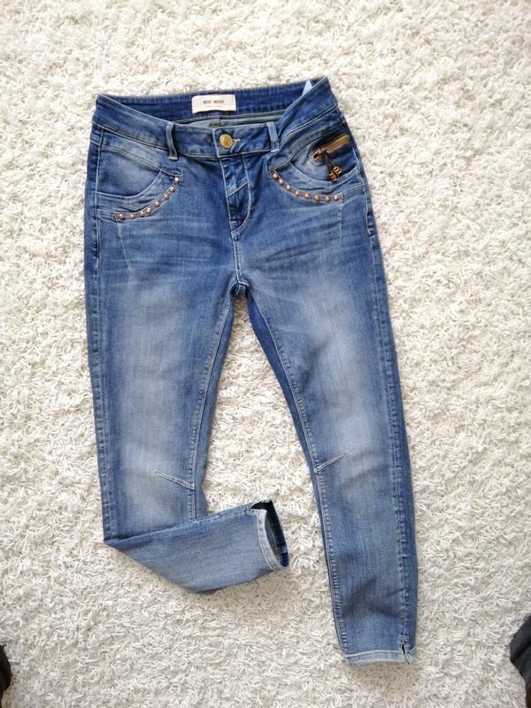 Стильные женские джинсы mos mosh 27 в прекрасном состоянии