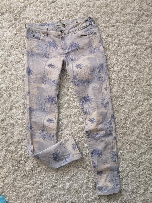 Красивые женские джинсы scotch r'belle 14 в прекрасном состоянии